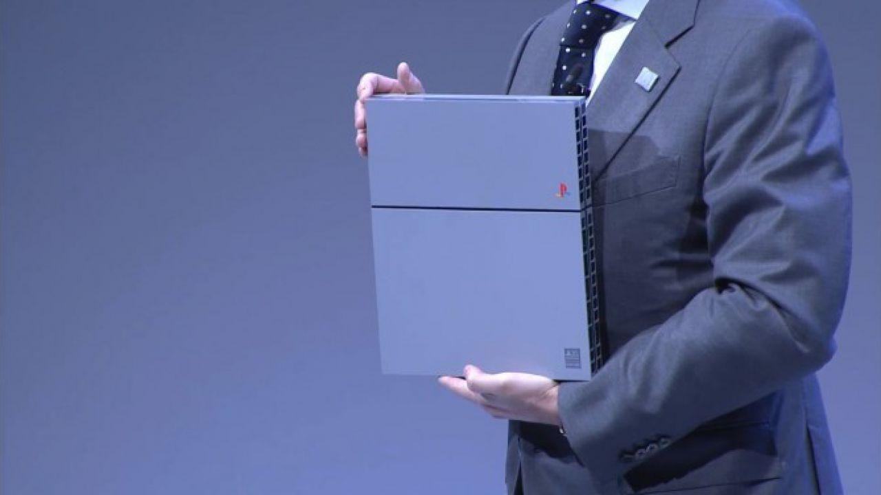 PlayStation 4: tema gratuito per i 20 anni del brand PlayStation