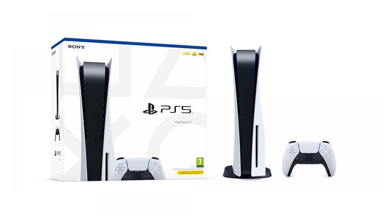 PlayStation 5: nuove scorte sold-out da GameStopZing il 29 marzo