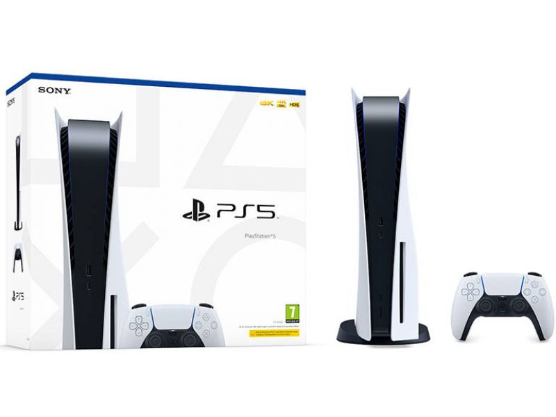 PlayStation 5 now available again from GameStopZing!