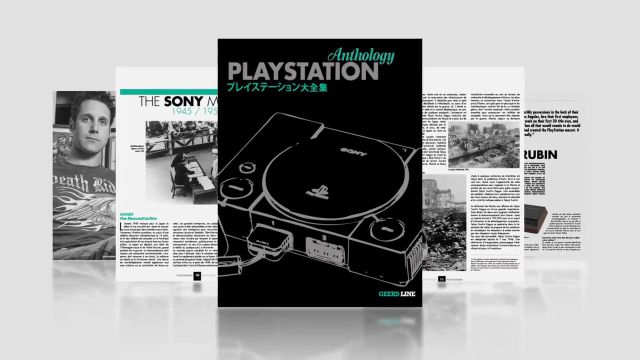 PlayStation Anthology: in arrivo l''enciclopedia della prima console Sony