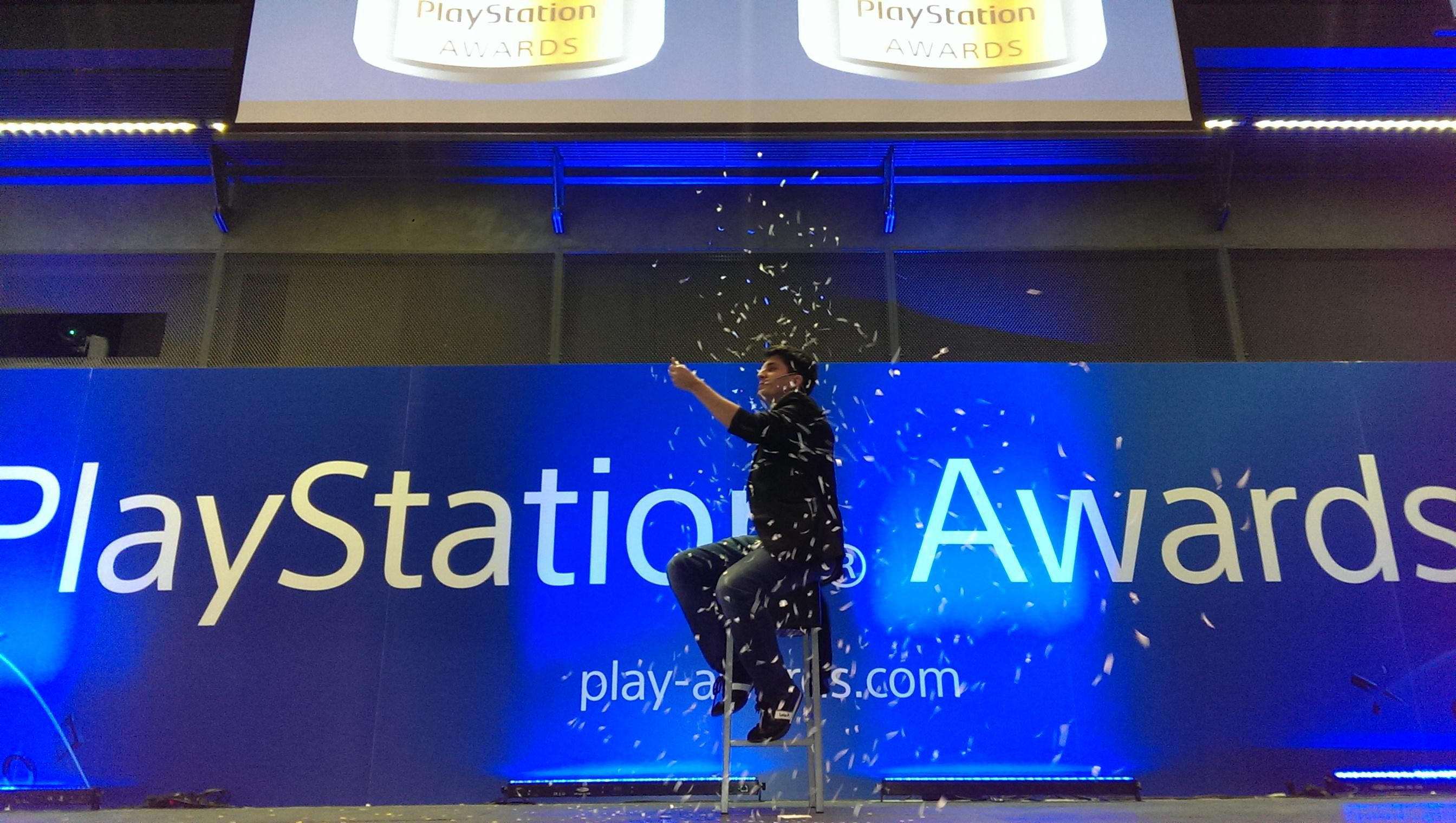 Playstation awards 2015 in diretta streaming alle 9 00 for Diretta notizie