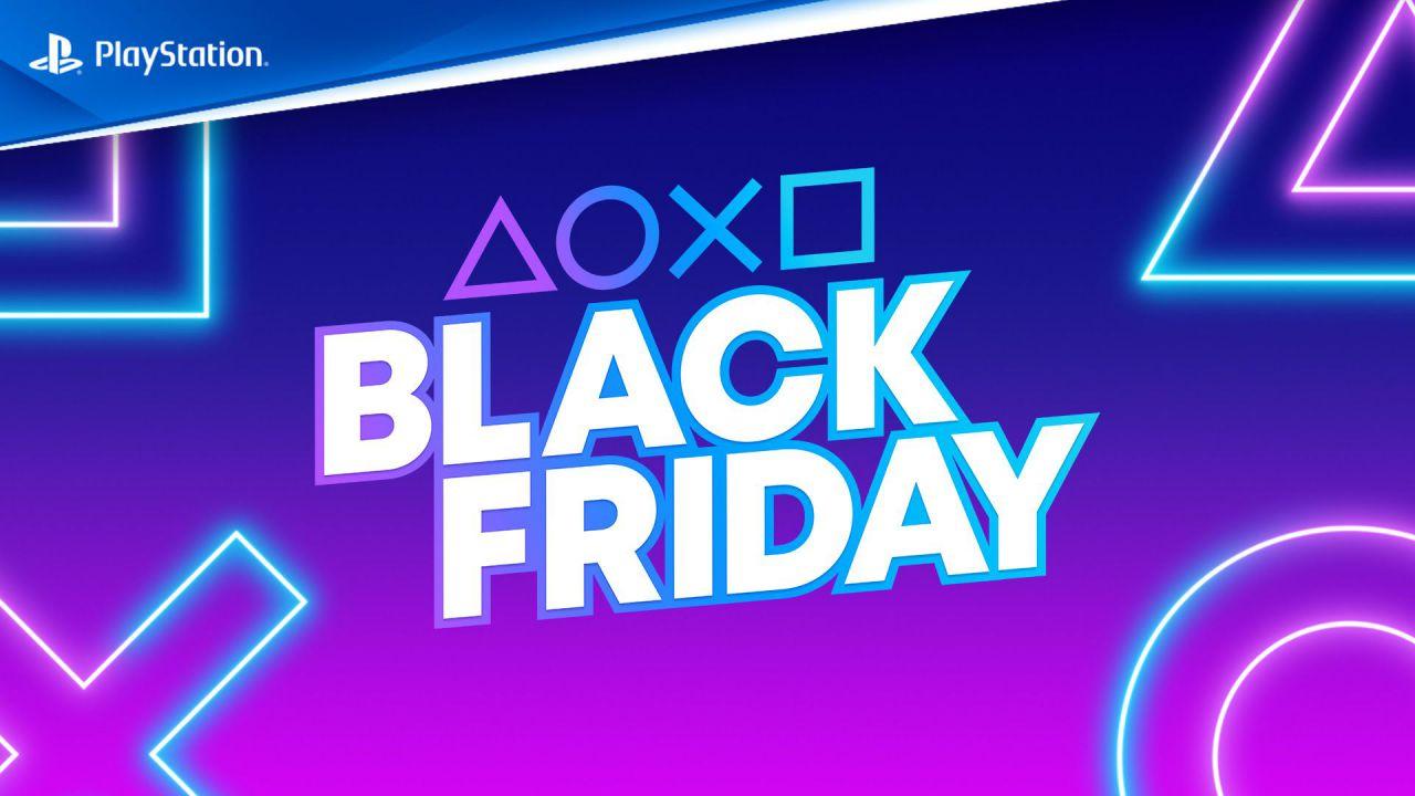 PlayStation Black Friday: le nuove offerte di Sony su console e videogiochi