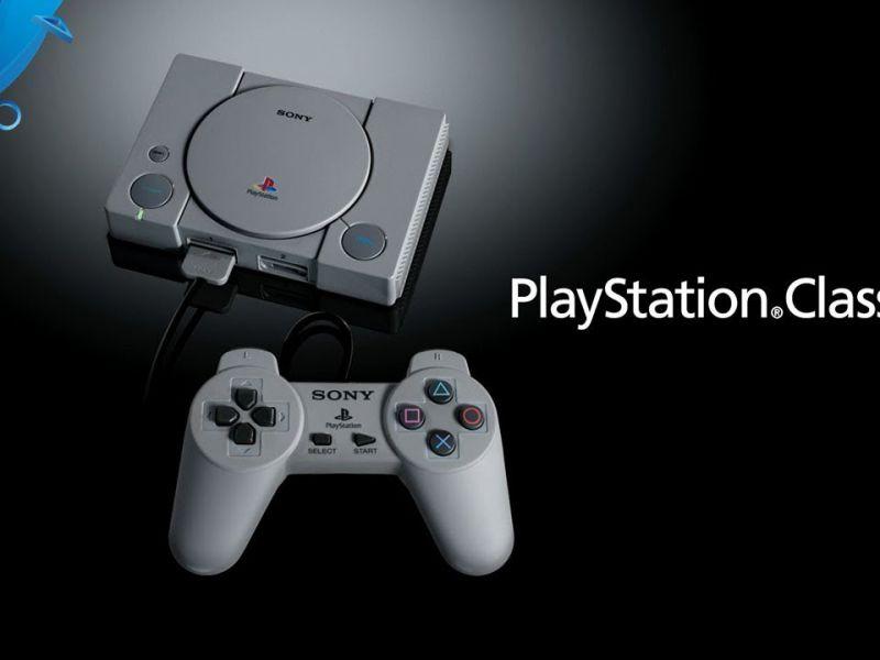 PlayStation Classic non riceverà nuovi giochi in futuro, nessun piano per i Trofei