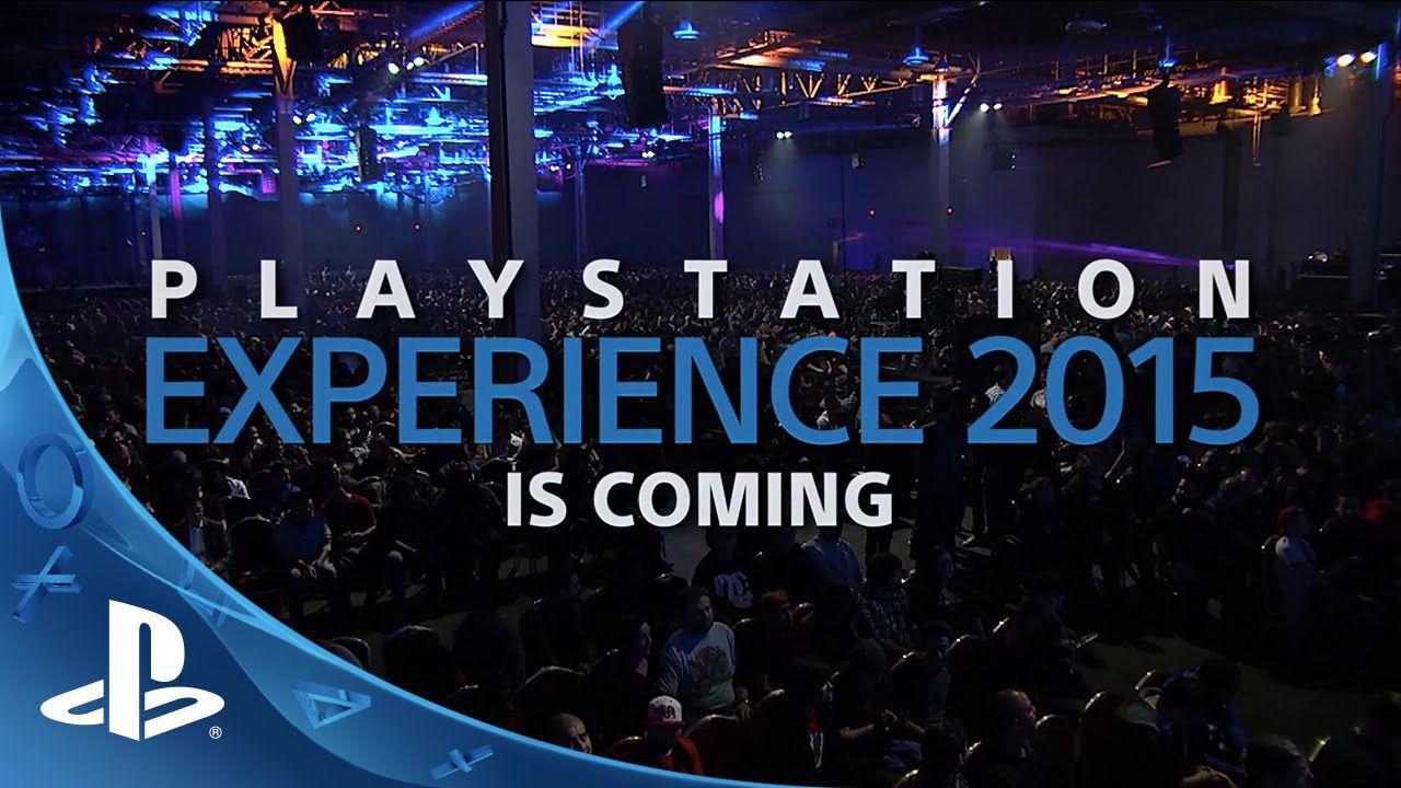 PlayStation Experience 2015: data e orario della conferenza Sony