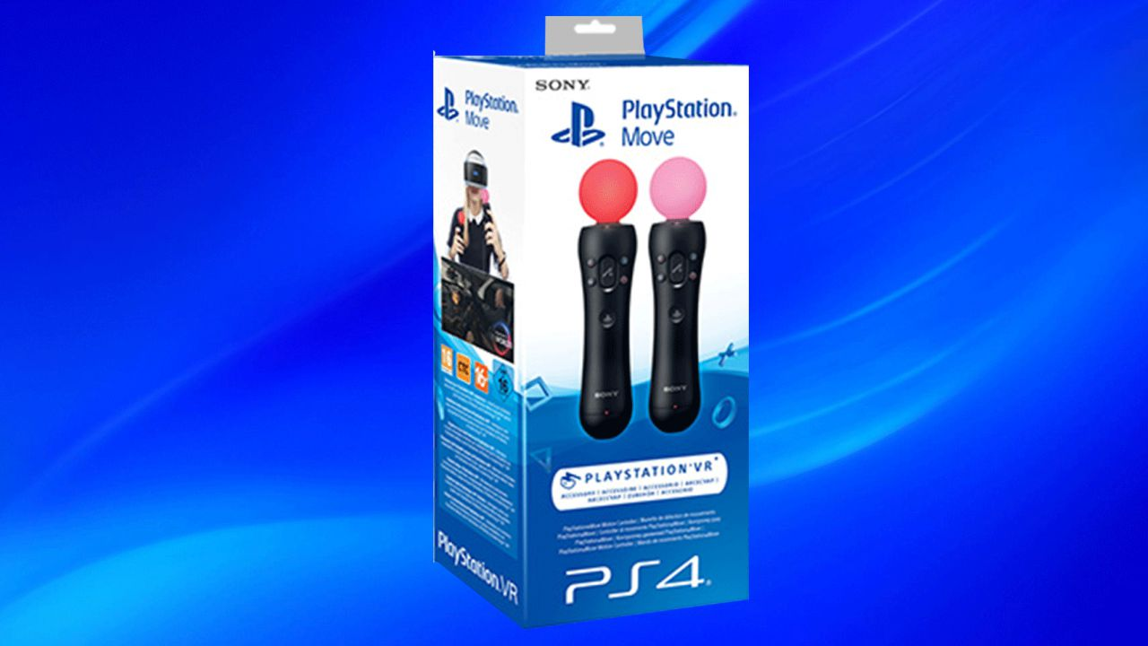 PlayStation Move tornerà nei negozi insieme a PlayStation VR