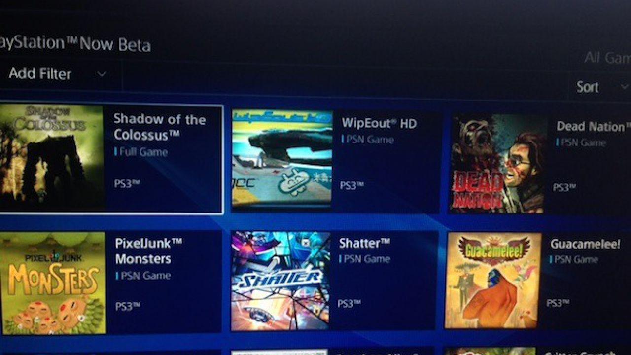 PlayStation Now: cinque nuovi giochi in arrivo