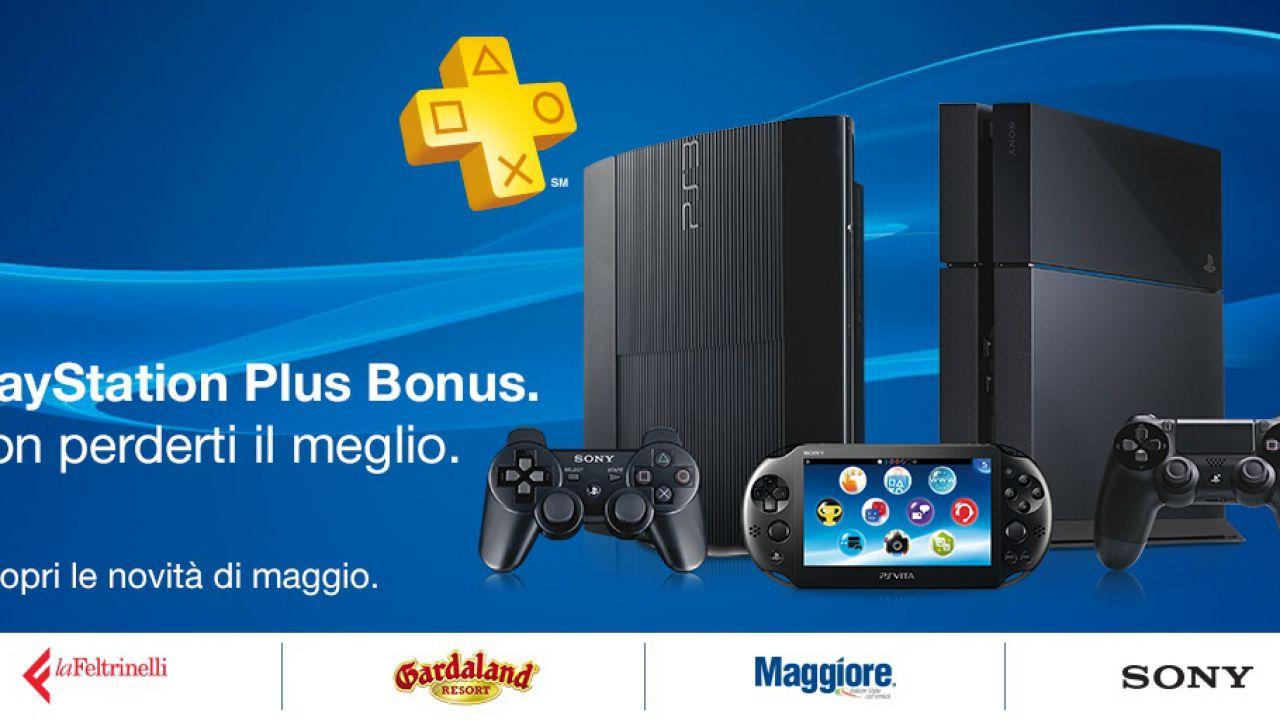 PlayStation Plus Bonus: annunciate le novità di novembre
