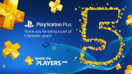 PlayStation Plus compie 5 anni e premia gli utenti più fedeli
