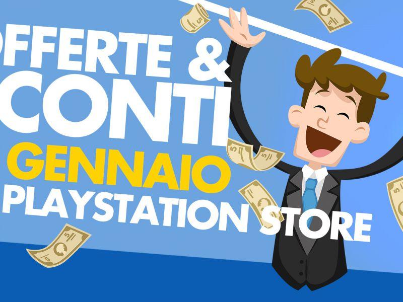 PlayStation Plus: sconti di gennaio, i migliori giochi in offerta nel nostro Video Speciale