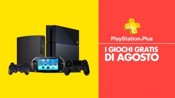 PlayStation Plus: Tutti i migliori giochi di Agosto 2016 in un video