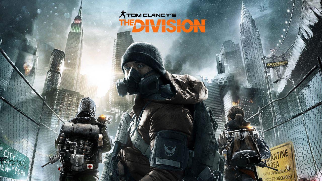 Playstation Store europeo: The Division domina la classifica delle vendite di marzo