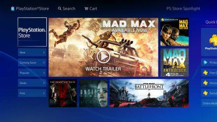 PlayStation Store: nuova interfaccia in arrivo?