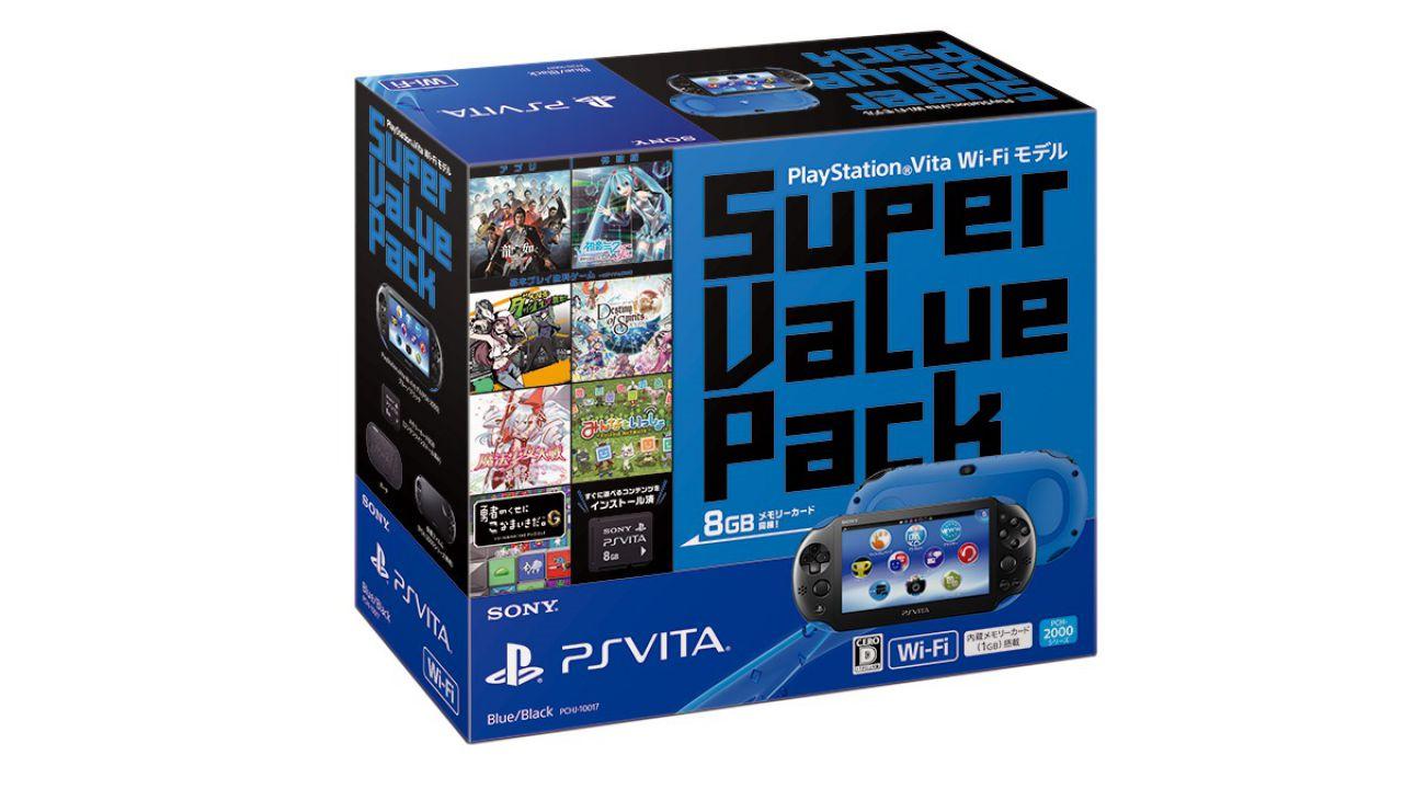 PlayStation Vita: Adventure Mega Pack bundle annunciato per l'Europa