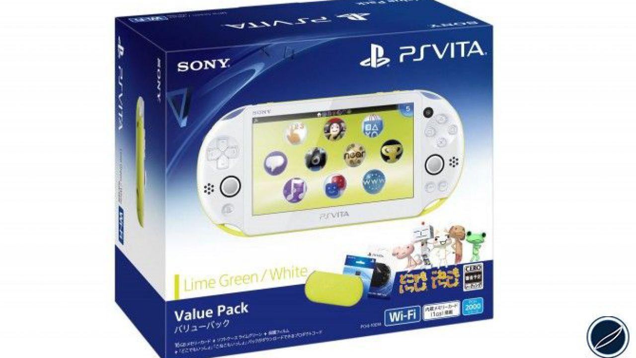 PlayStation Vita: disponibile l'aggiornamento 3.01