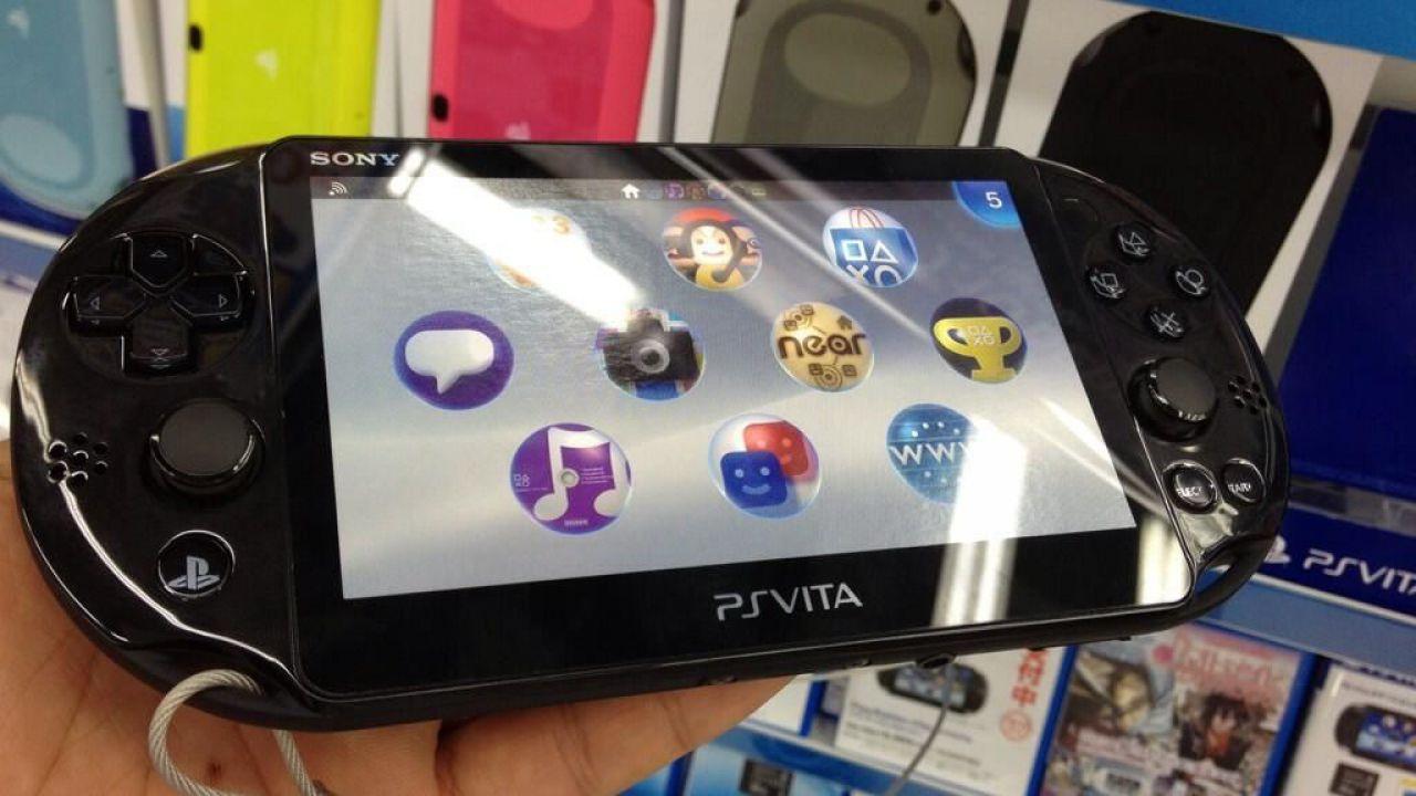 PlayStation Vita: l'aggiornamento 3.12 arriverà presto