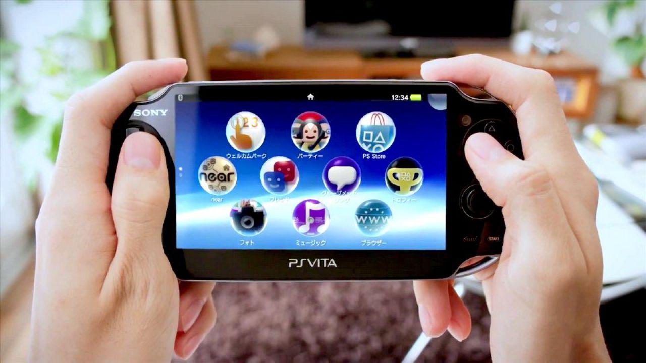 PlayStation Vita è una console morta secondo la pagina Facebook ufficiale di Sony Asia