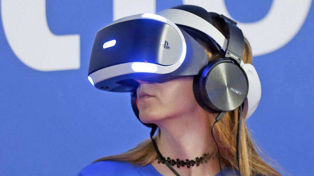PlayStation VR 2: feedback aptico e compatibilità con i PC secondo un brevetto