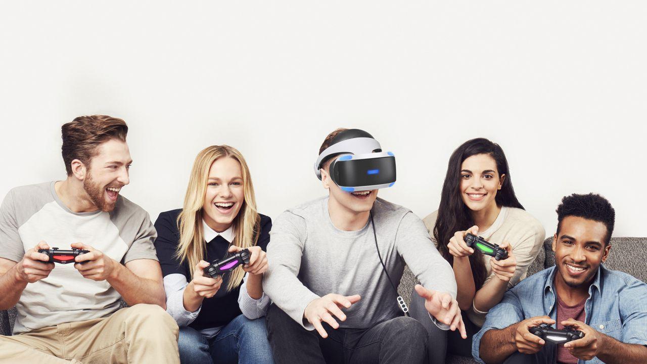 PlayStation VR: GameStop installerà postazioni di prova nei suoi negozi
