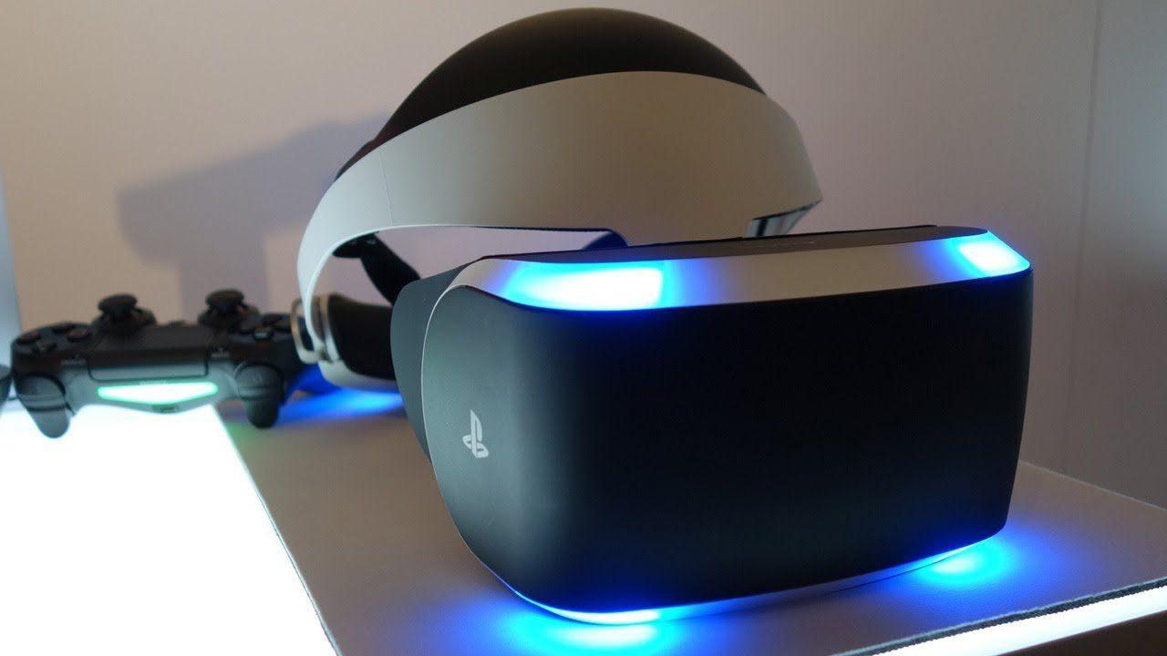 PlayStation VR in vendita su eBay per 1000 Dollari