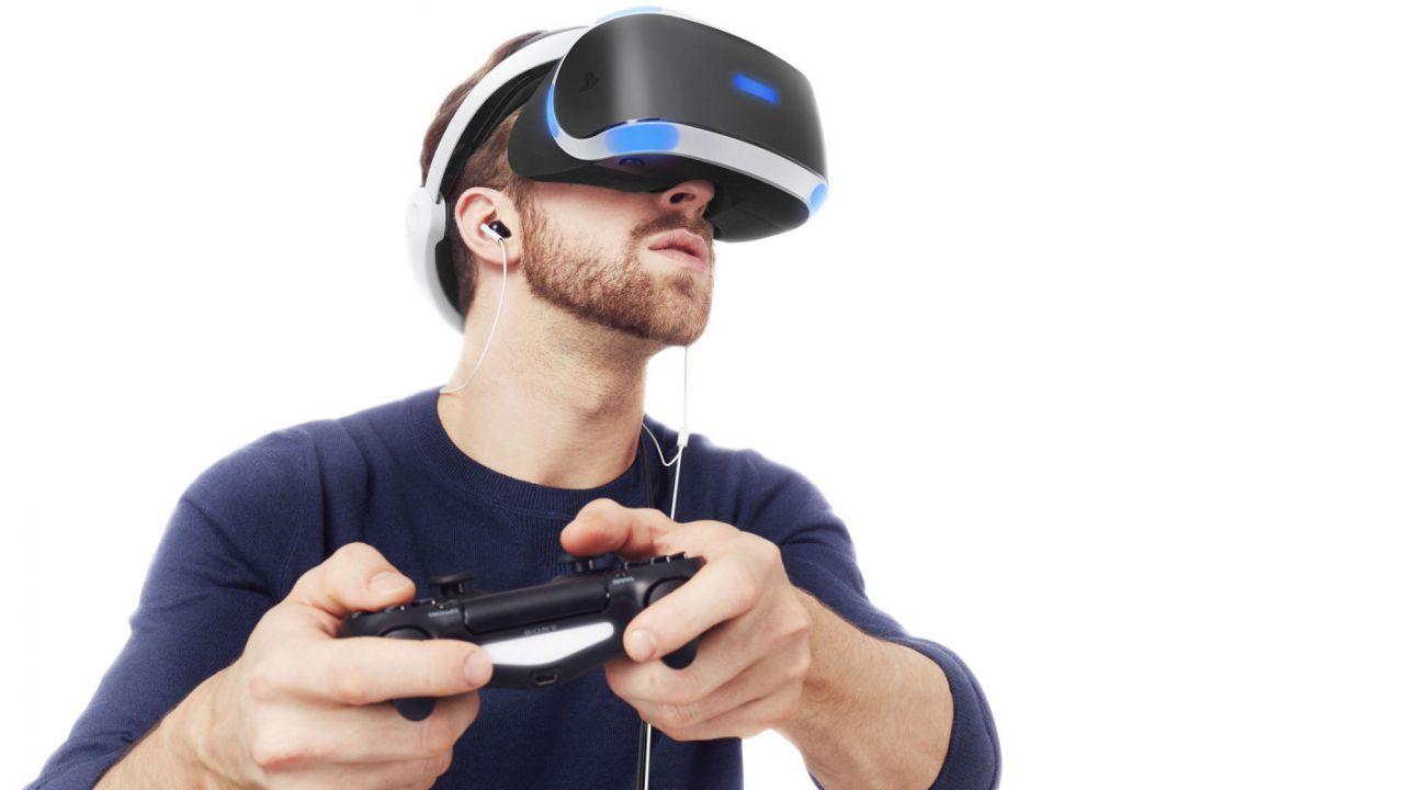 PlayStation VR: l'audio 3D non verrà riprodotto utilizzando le cuffie wireless