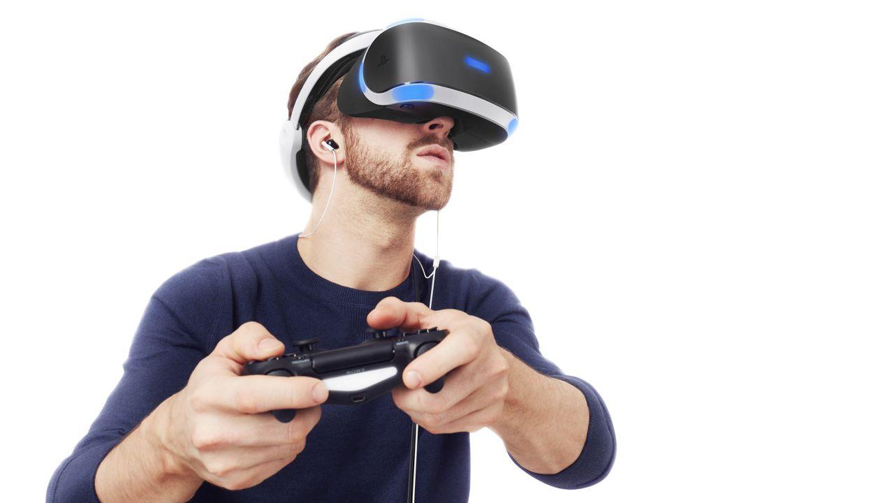 PlayStation VR: il lancio del visore sarà trattato come quello di una console