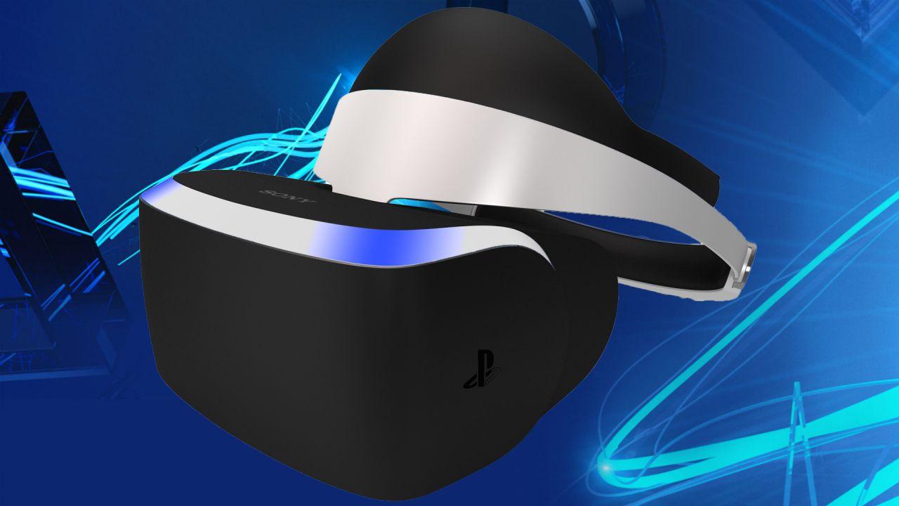 PlayStation VR: nuovi dettagli sull'unità esterna