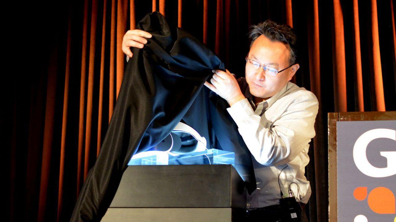 Playstation VR: per Yoshida è la svolta più grande dai tempi di PS1