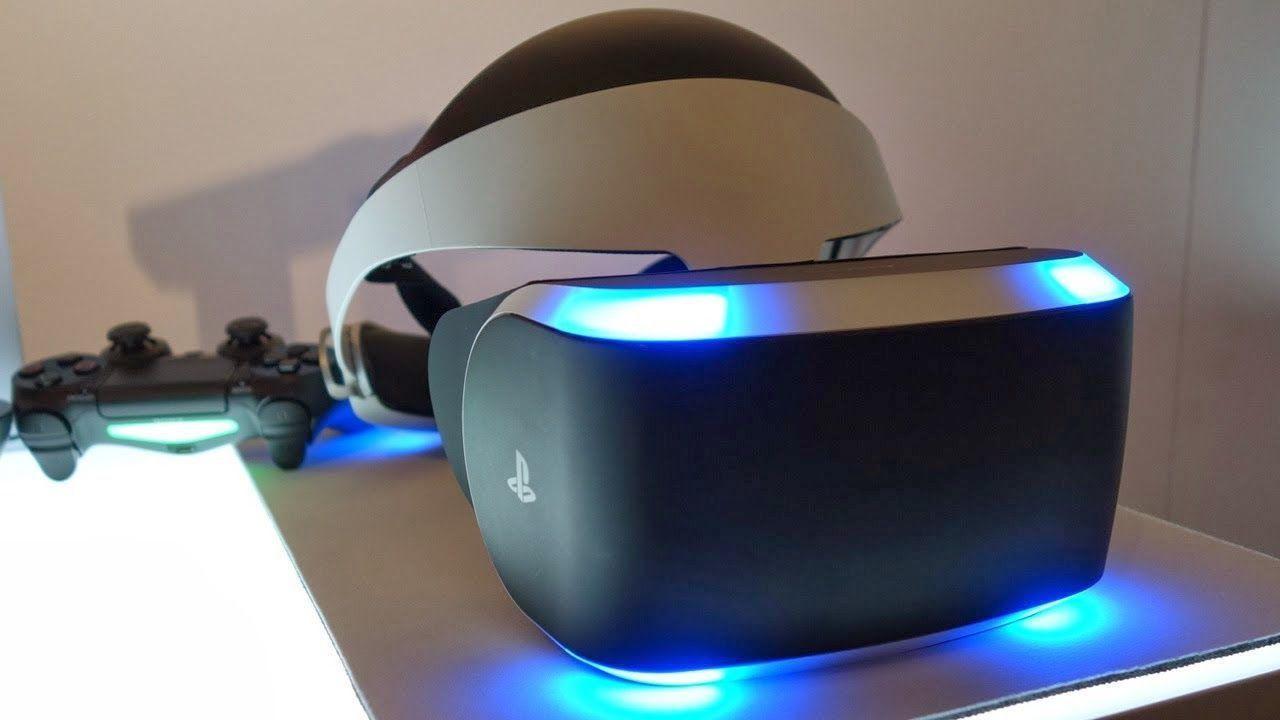 PlayStation VR potrebbe non competere con Oculus Rift sul fronte tecnico