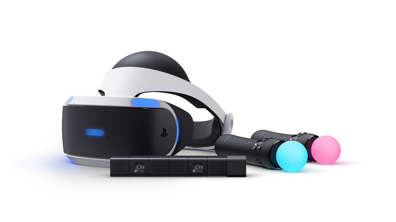 PlayStation VR sarà disponibile in Europa dal 28 ottobre?