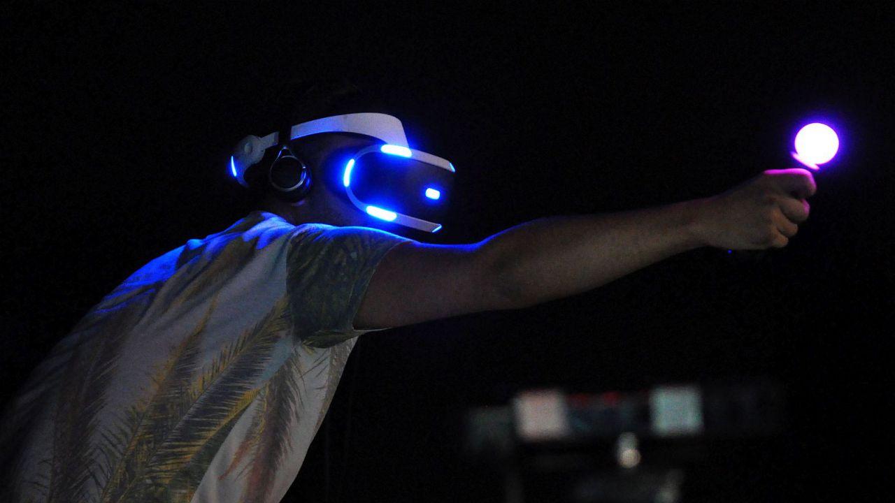 PlayStation 4, arriva il visore per la realtà virtuale