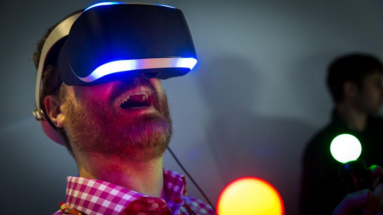 PlayStation VR: tutti i giochi PS4 potranno essere utilizzati con il visore in modalità cinema