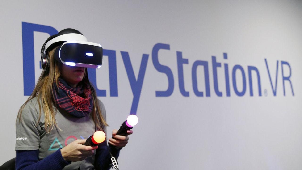 PlayStation VR verrà proposto anche in bundle con PlayStation Camera e PS Move