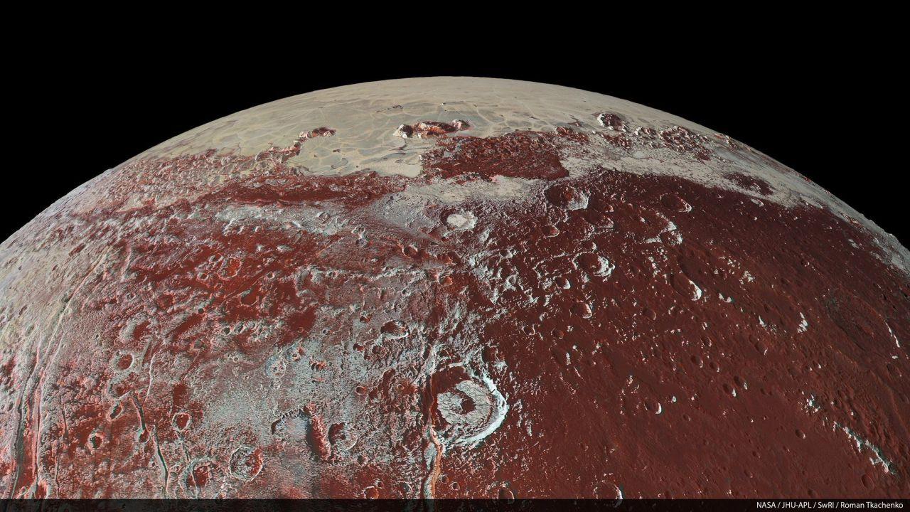 Notizie da Plutone...
