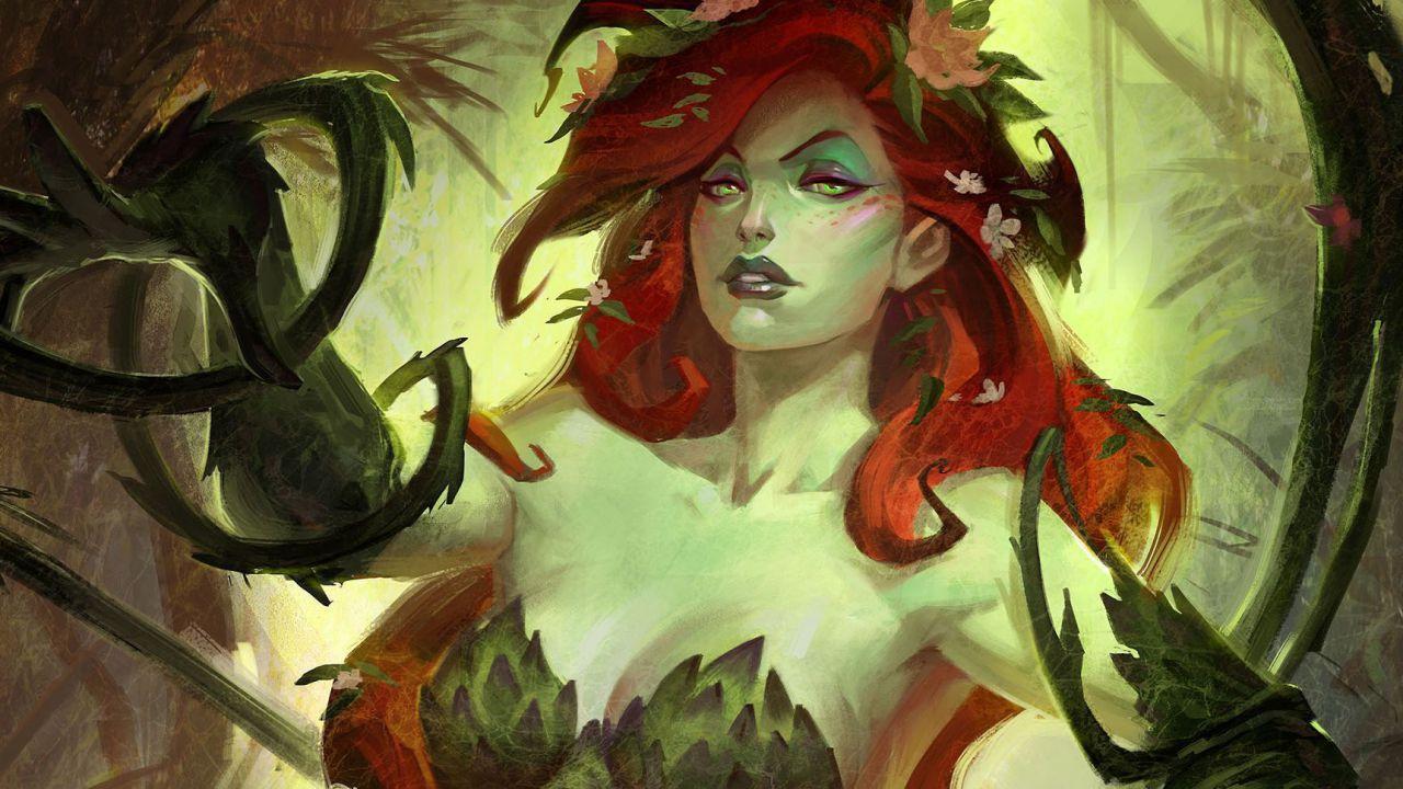 Poison Ivy di DC Comics prende vita col cosplay della bellissima Misaki Sai