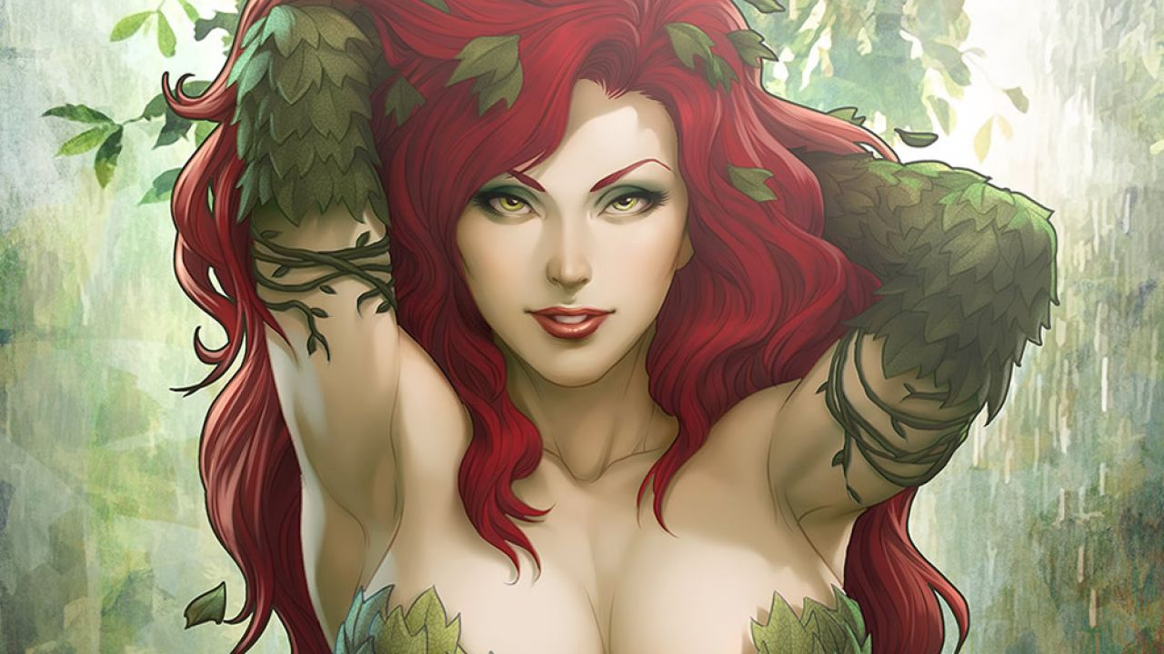 Poison Ivy, guardate questo cosplay mozzafiato di Eleanor