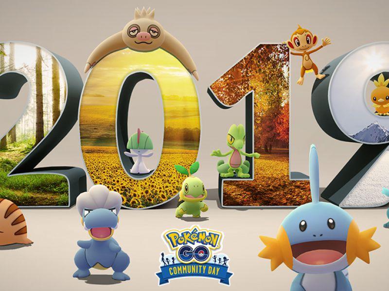 Pokémon GO Community Day di dicembre: tutti i dettagli sull'enorme evento speciale!