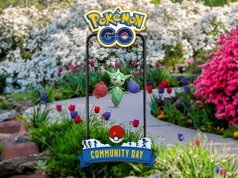Pokémon GO, Roselia's Community Day on February 7: unique moves, special pack and more
