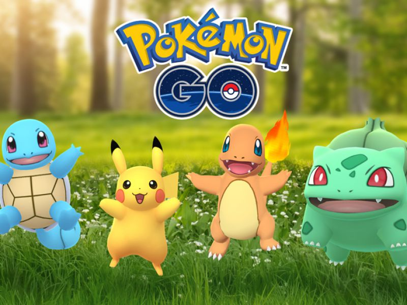 Pokémon GO, Kanto Tour: the exclusive creatures of the Red and Green versions