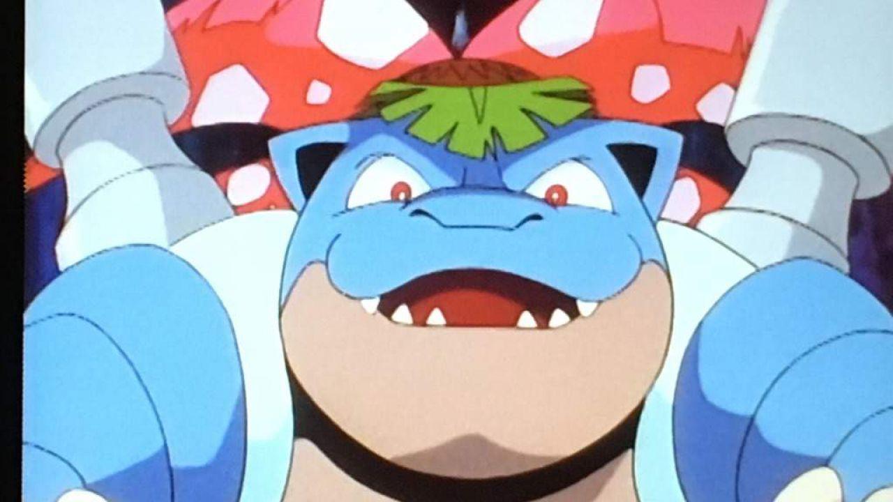Pokémon e l'apparizione di Venustoise: la fusione tra Blastoise e Venusaur