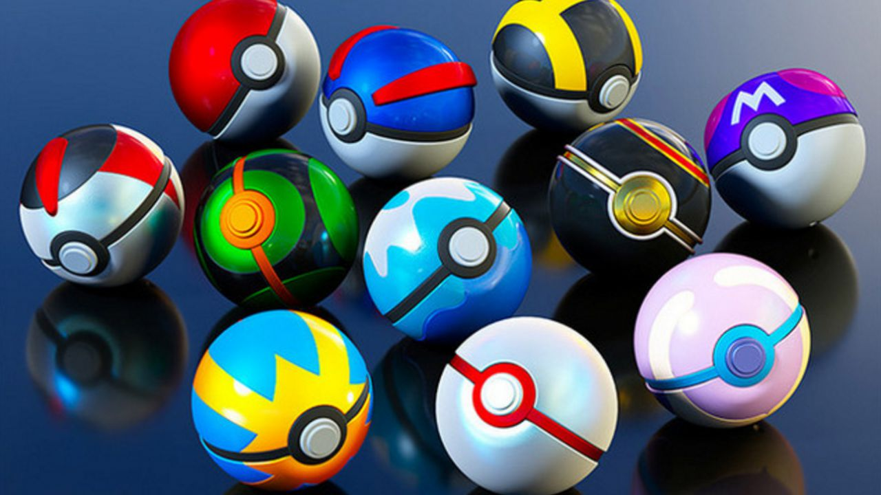 Pokemon Bandai Annuncia Le Pokeball Porta Caramelle