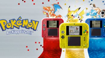 Pokemon Blu, Rosso e Giallo disponibili su Virtual Console