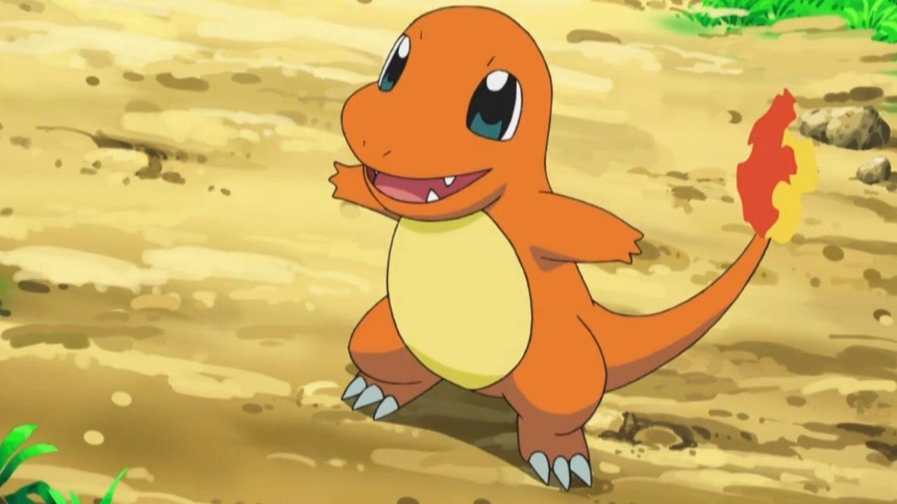 Pokémon: Charmander prende forma grazie a questa spettacolare figure