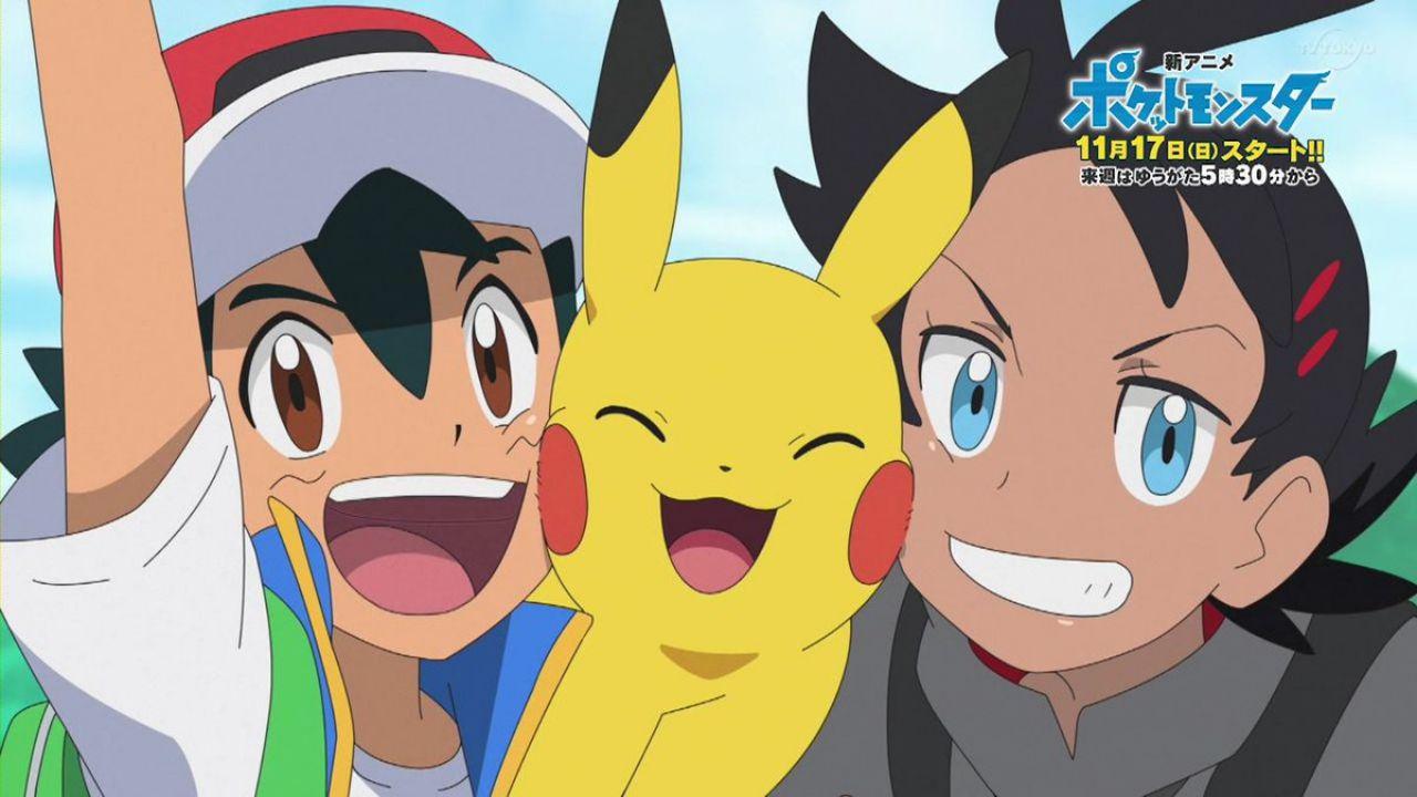 Pokémon: un clamoroso leak svela le prossime catture di Ash e Go