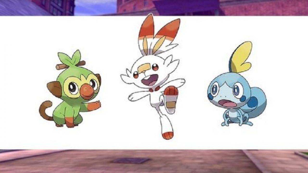 Pokémon Coco: il film mostrerà le forme finali degli starter di Galar?