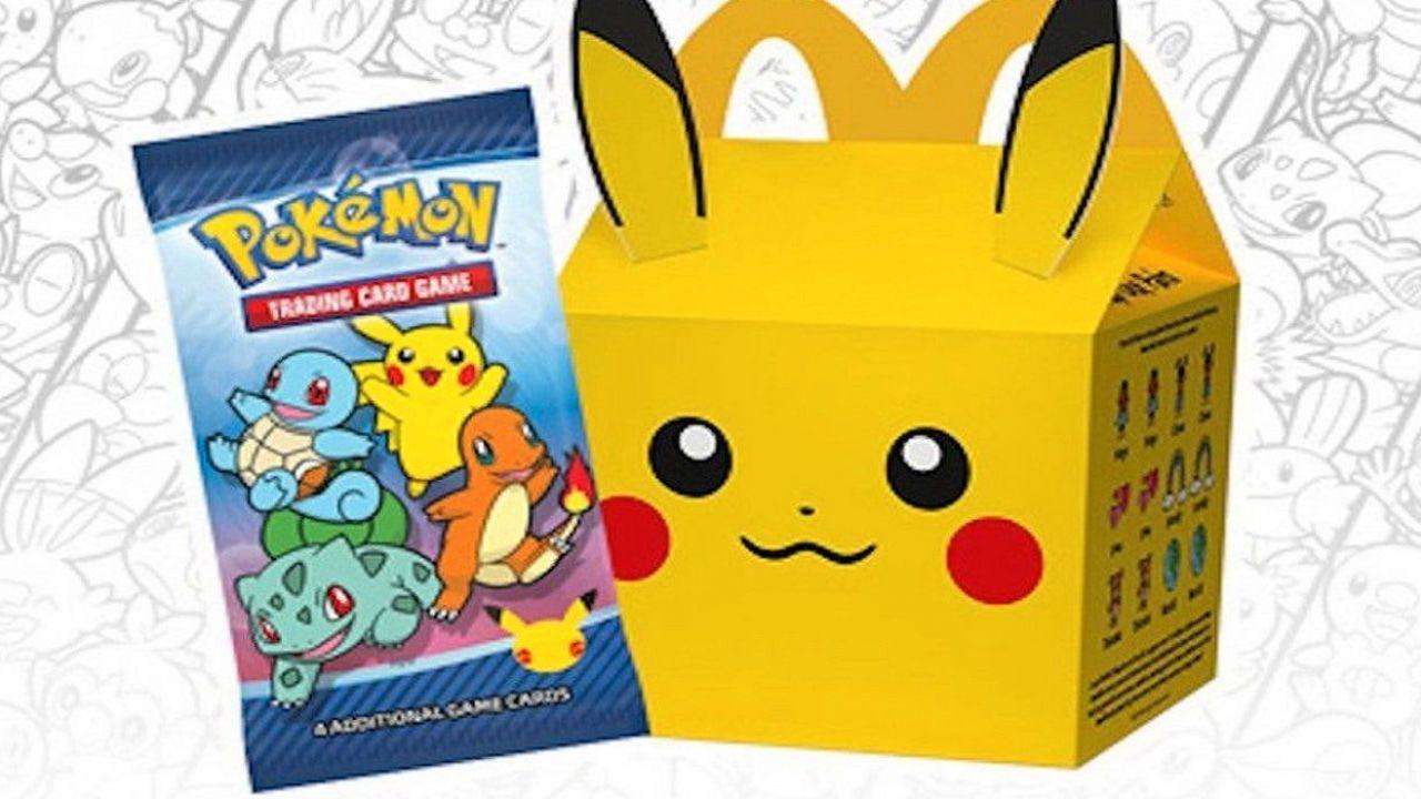 Pokémon Company e McDonald's sotto accusa: fan contro i collezionisti