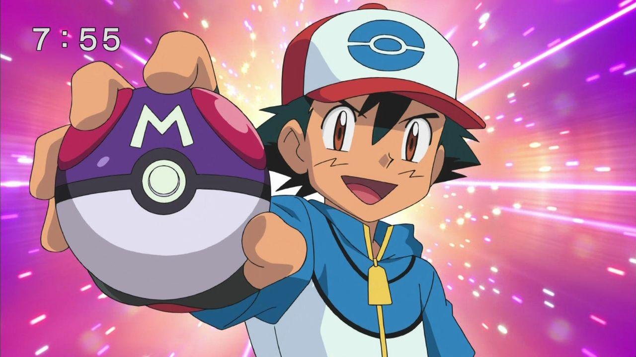 Pokémon Esplorazioni: incredibili novità, Ash e Go riusciranno a catturare un Leggendario?