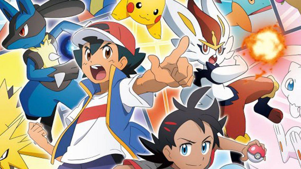 Pokémon Esplorazioni: la nuova key visual per l'anime promette una piacevole sorpresa