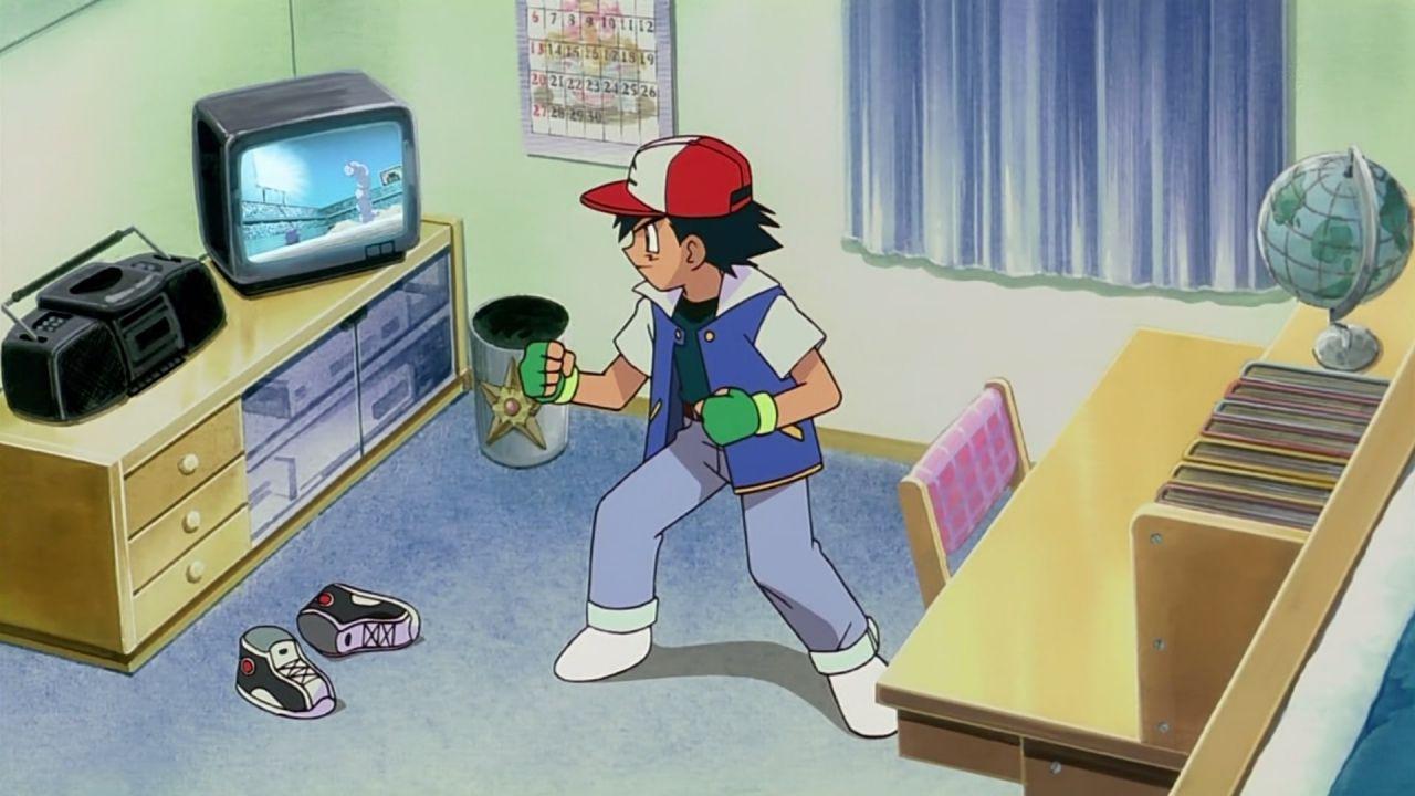 Pokémon: un fan ha ricreato la prima ambientazione dei giochi per il suo criceto
