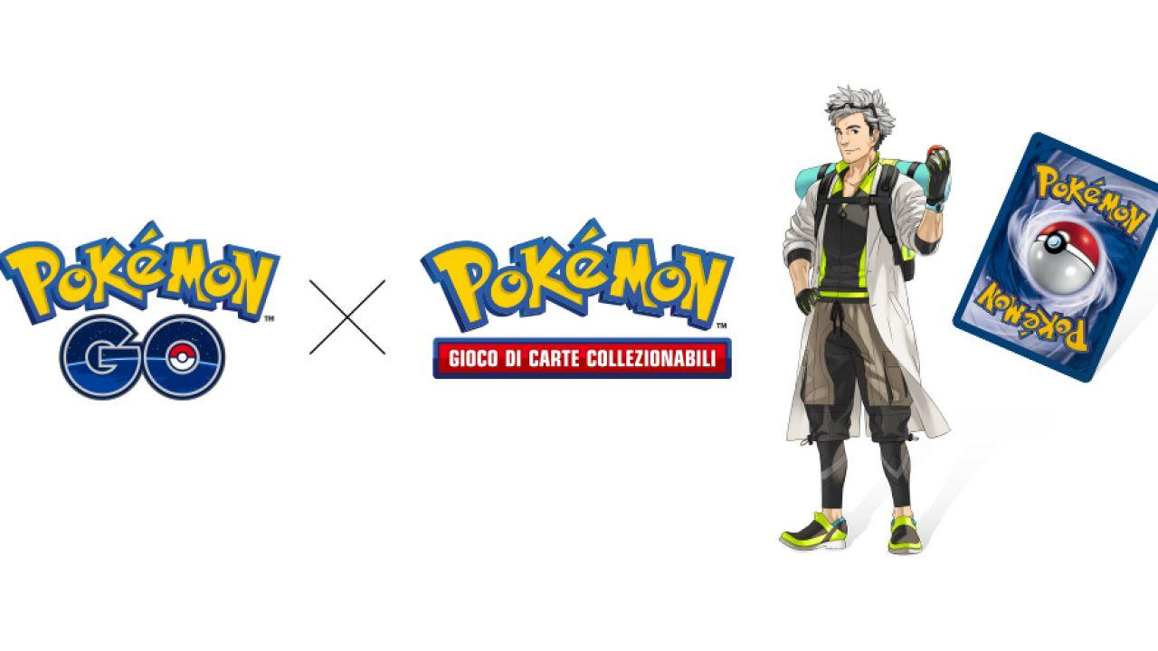 Pokémon GO e 25 anni di Pokémon: il Professor Willow arriva sulle carte Pokémon!
