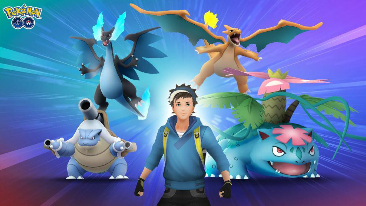 Pokémon GO: arriva l'evento sulle Megaevoluzioni, Mega Pidgeot tra le ricompense